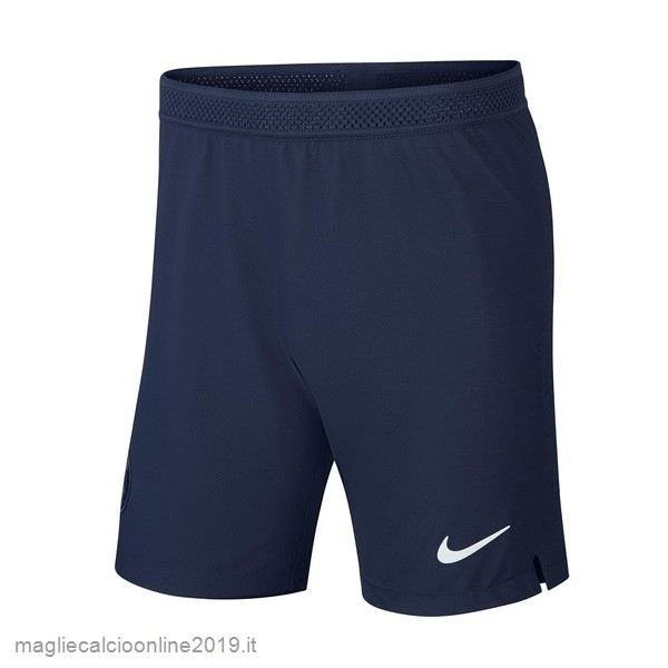 Maglie Originali Calcio Nike Home Pantaloni Paris Saint Germain 2019 2020 Blu