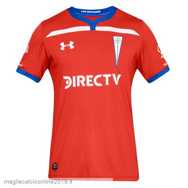 Maglie Originali Calcio Under Armour Away Maglia Cd Universidad Católica 2019 2020 Rosso