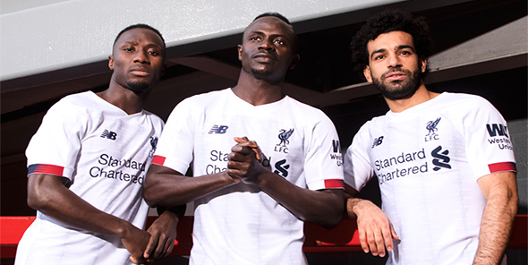 Maglie Originali Calcio Liverpool 2018-19